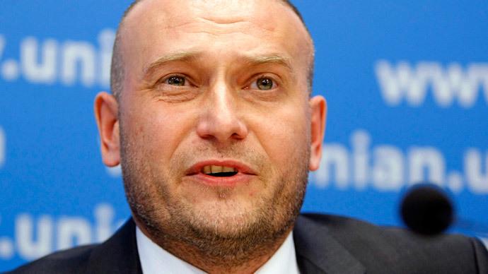Dmitry Yarosh.(Reuters / Valentyn Ogirenko )
