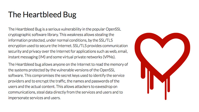Image from heartbleed.com