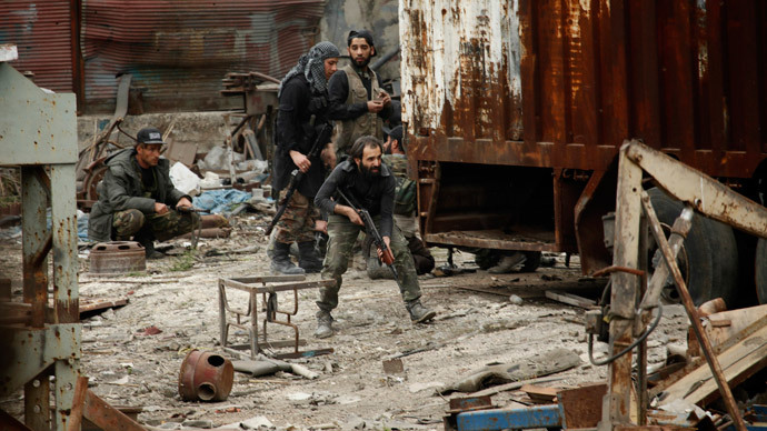Reuters / Ammar Abdullah
