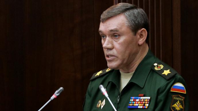 Army General Valery Gerasimov.(RIA Novosti / Vadim Savitskii)