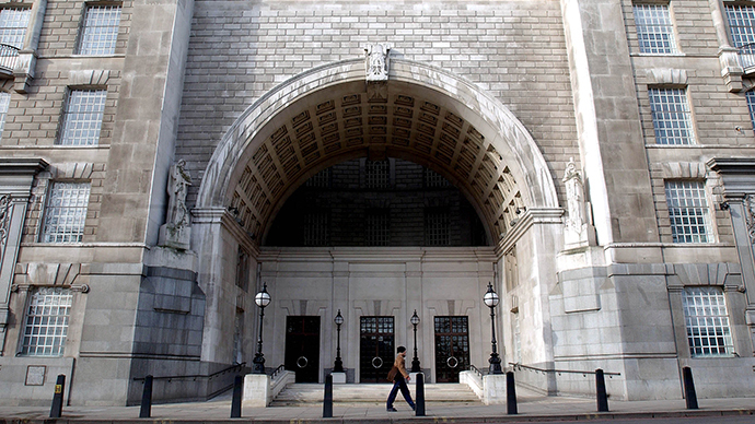 The MI5 headquarters in central London (Reuters / David Bebber)