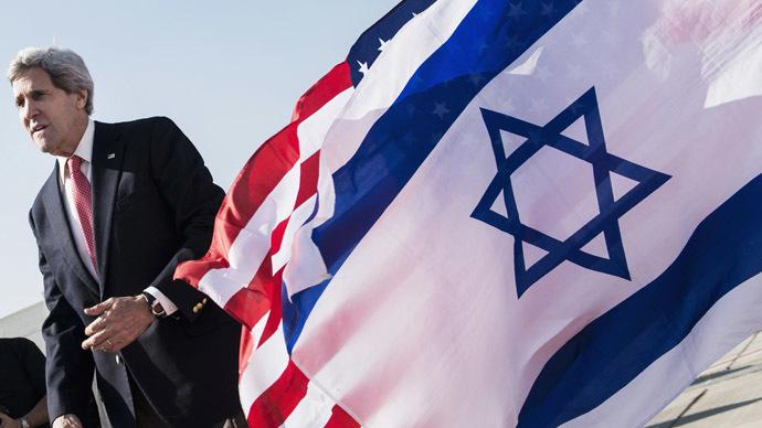U.S. Secretary of State John Kerry (Reuters/Brendan Smialowski)