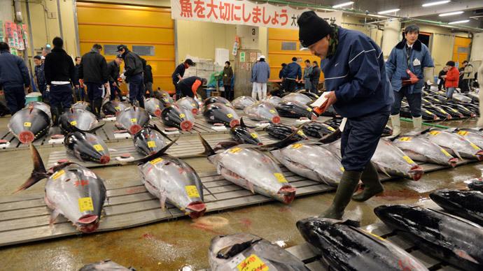 AFP Photo / Yoshikazu Tsuno