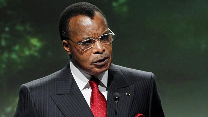 Congolese President Denis Sassou Nguesso (Reuters / Hakon Mosvold Larsen / Scanpix)