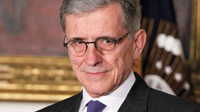 U.S. FCC Chairman Tom Wheeler (Reuters / Jason Reed)