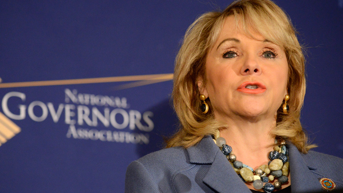 Oklahoma Governor Mary Fallin (Reuters)