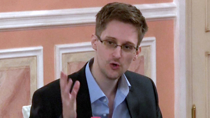 US intelligence leaker Edward Snowden (AFP Photo / Wikileaks)