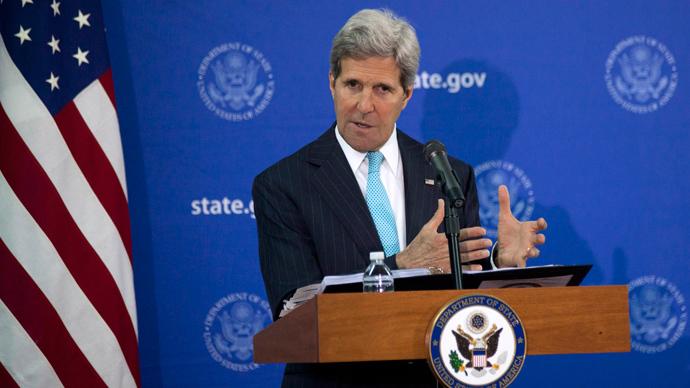 U.S. Secretary of State John Kerry (Reuters / Carl Odera)