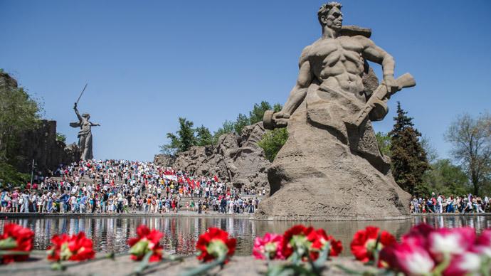 Mamayev Kurgan memorial complex in Volgograd, Russia (RIA Novosti / Kirill Braga)