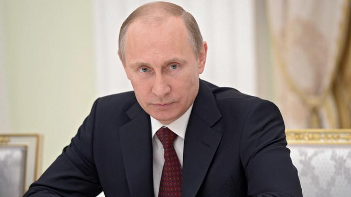 Vladimir Putin (RIA Novosti /Alexei Nikolskiy)