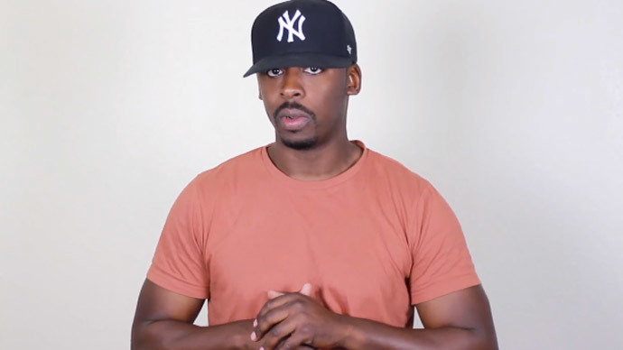 Screenshot from YouTube user Colion Noir