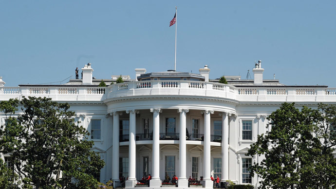 The White House in Washington, DC (AFP Photo/Mandel Ngan)