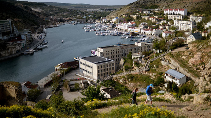 Views of Crimea. Balaklava (RIA Novosti / Konstantin Chalabov)
