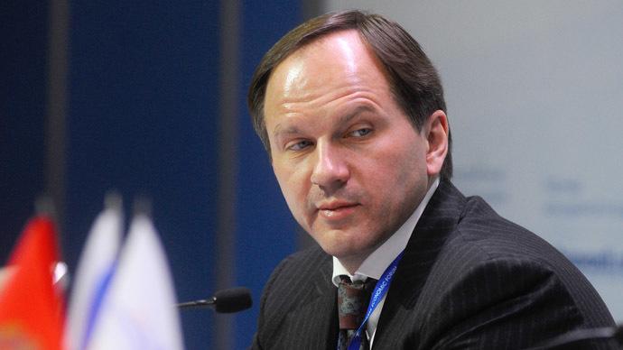 Former Krasnoyarsk Territory Governor Lev Kuznetsov (RIA Novosti/Alexander Paniotov)