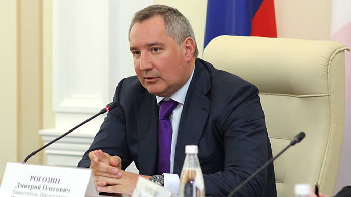 Deputy Prime Minister Dmitry Rogozin (RIA Novosti)