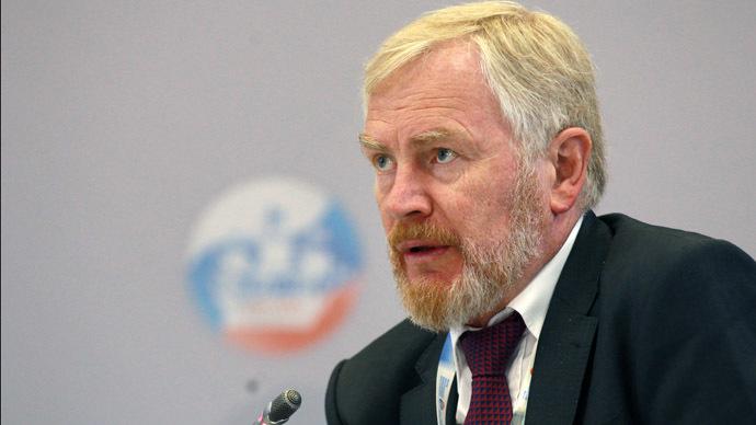 Russian Deputy Finance Minister Sergei Storchak (RIA Novosti/Igor Russak)