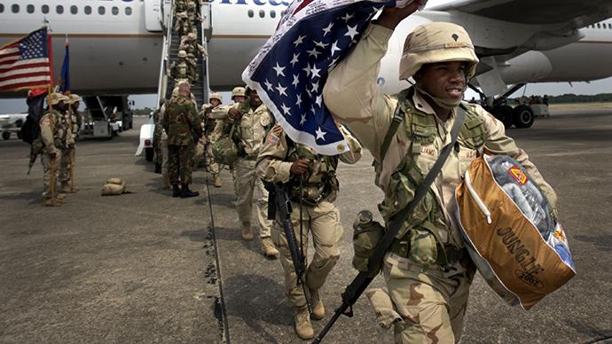 AFP Photo / Stephen Morton