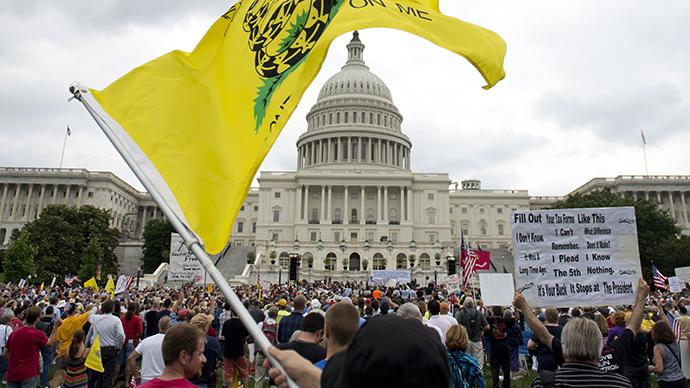 The US Capitol in Washington, DC (AFP Photo / Saul Loeb)