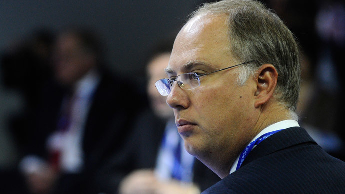 General Director of the Russian Direct Investment Fund Kirill Dmitriyev.(RIA Novosti / Alexander Paniotov)