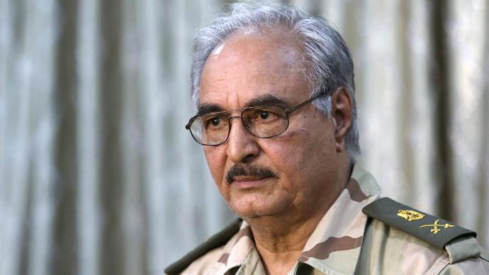 General Khalifa Haftar (Reuters / Esam Omran Al-Fetori)