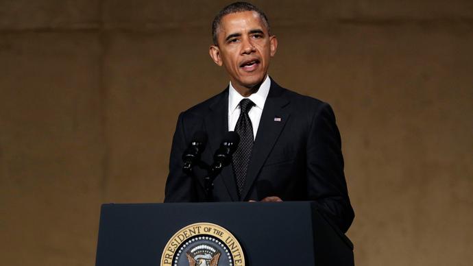US President Barack Obama (Reuters / Richard Drew)