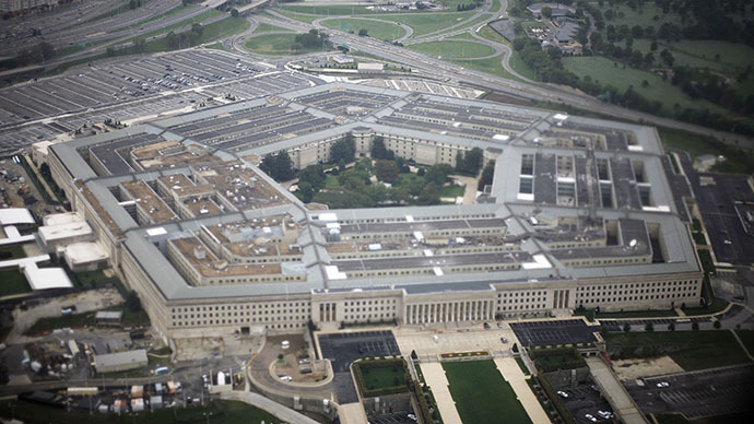 Aerial view of the United States military headquarters, the Pentagon (Reuters / Jason Reed)