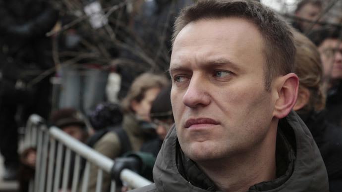 Alexei Navalny.(RIA Novosti / Alexsey Nichukchin)