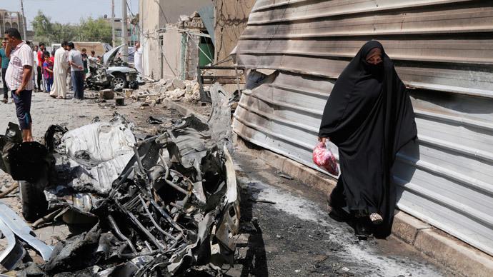 Reuters / Wissm al-Okili