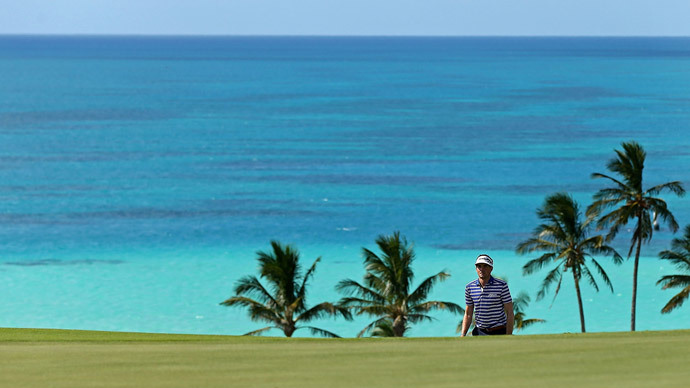 Bermuda, Southampton (Mike Ehrmann / Getty Images / AFP)