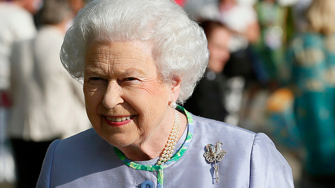 Britain's Queen Elizabeth II (AFP Photo /Pool / Stefan Wermuth)