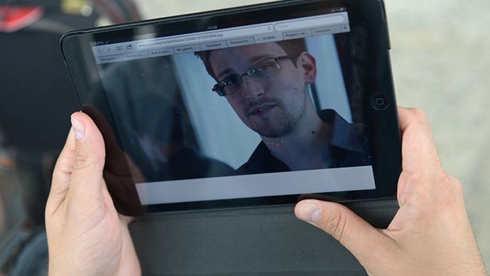 US intelligence leaker Edward Snowden (RIA Novosti / Valery Melnikov)