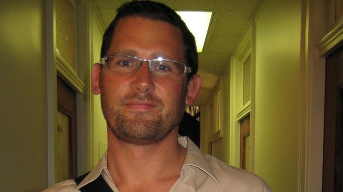 Ryan Kelly Chamberlain II is considered armed and dangerous, an FBI spokesman said. Photo: Courtesy, FBI