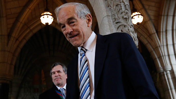 Ron Paul (Reuters / Chris Wattie)