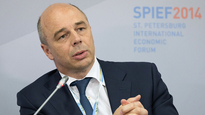 Anton Siluanov, Minister of Finance of the Russian Federation (RIA Novosti / Igor Russak)