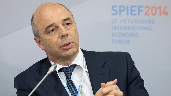 Anton Siluanov, Minister of Finance of the Russian Federation (RIA Novosti / Igor Russak)