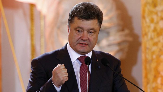 Ukraine's President-elect Petro Poroshenko  (Reuters/Kacper Pempel)