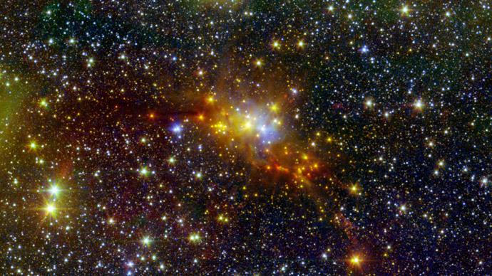 AFP Photo / NASA