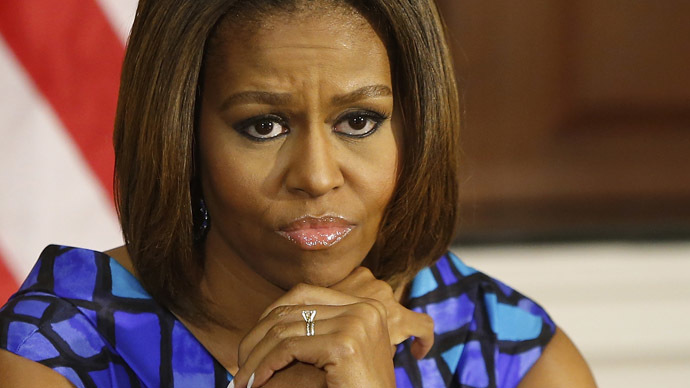U.S. first lady Michelle Obama (Reuters/Jonathan Ernst)