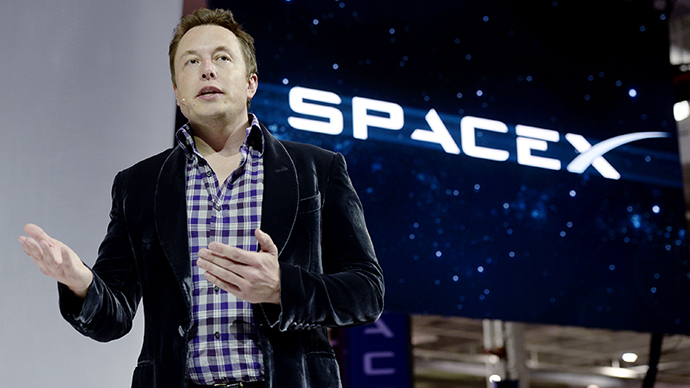 SpaceX CEO Elon Musk (AFP Photo / Kevork Djansezian)