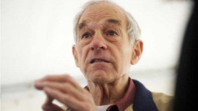 Ron Paul (Reuters/Mark Makela)