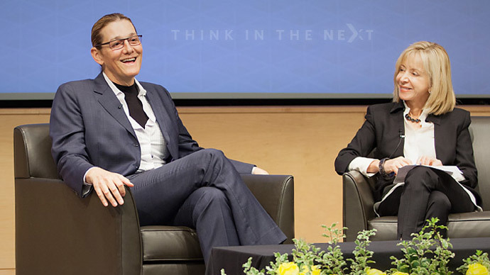 Martine A. Rothblatt.(Photo credit: UCLA Anderson Blog)
