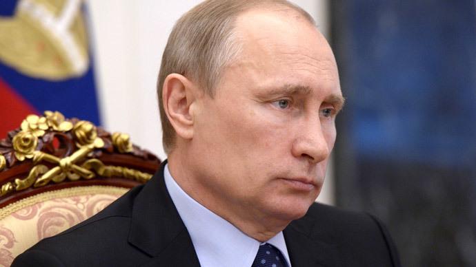 Russia's President Vladimir Putin.(AFP Photo /  Alexei Nikolsky )