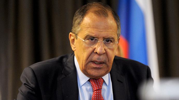 Russian Foreign Minister Sergey Lavrov (AFP Photo / Olga Maltseva)