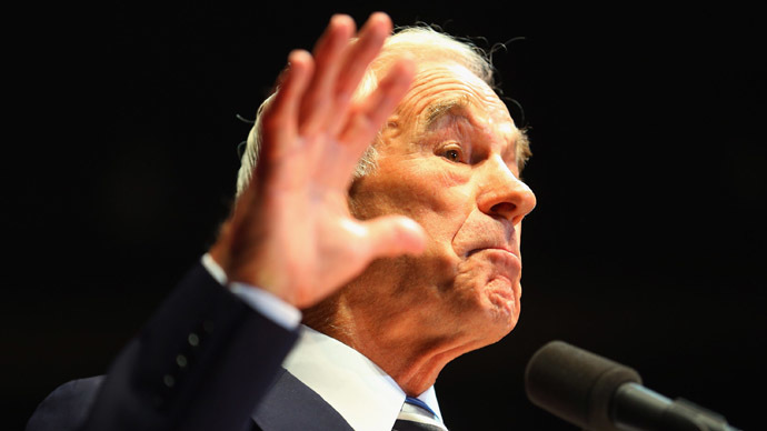 Ron Paul (Joe Raedle/Getty Images/AFP)