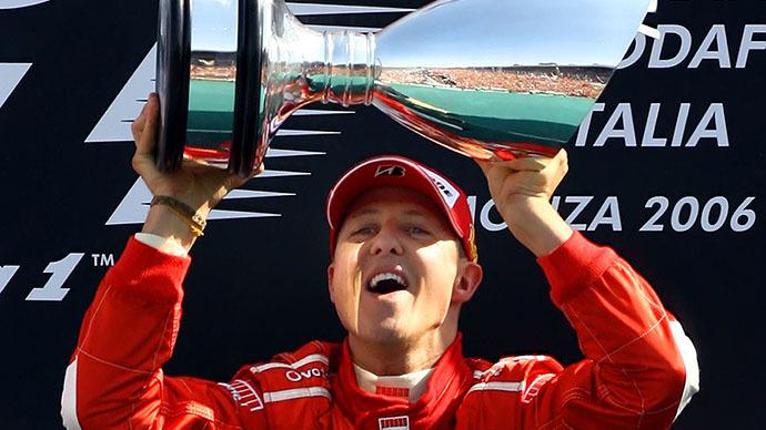 Michael Schumacher (Reuters /  Giampiero Sposito)