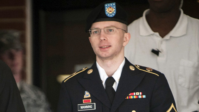 Chelsea Manning (Reuters/James Lawler Duggan)