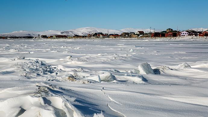 Alaska (Reuters / Nathaniel Wilder)