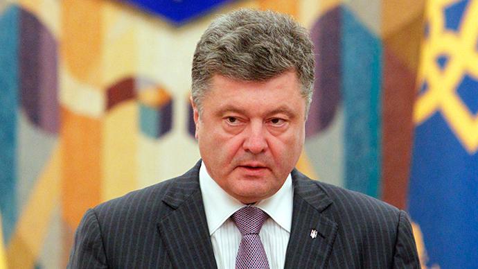 Ukrainian President Petro Poroshenko (Reuters / Valentyn Ogirenko)
