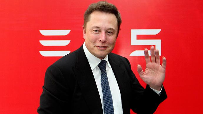 Elon Musk, CEO of Tesla Motors (Reuters / STR)