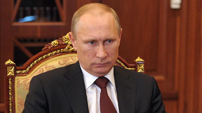 Russia's President Vladimir Putin (AFP Photo / RIA Novosti / Alexey Druzhinin)
